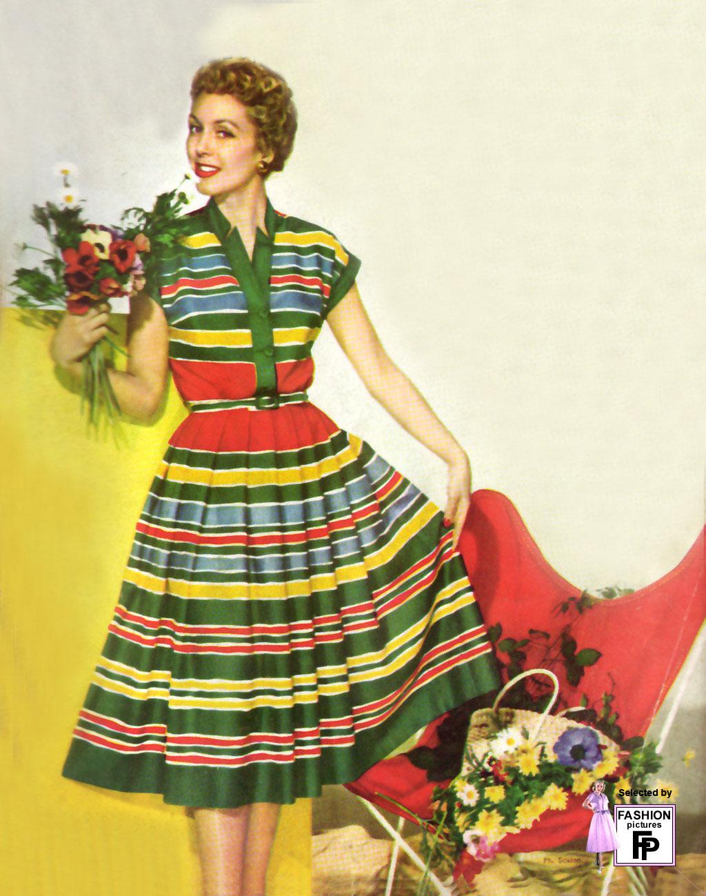 Ladies 39 Fashion 1950 39 S 1970 39 S On Pinterest 1950s Women