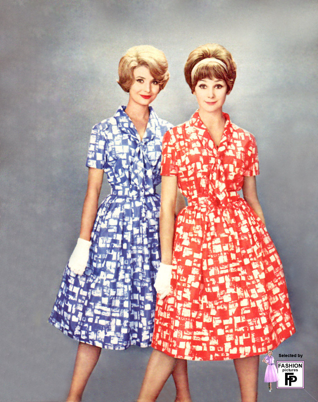 Fashion in the late 1950s 86
