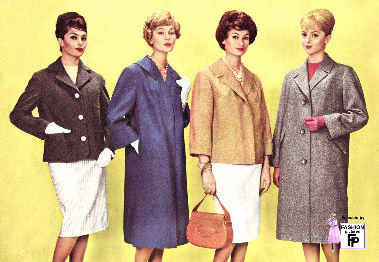 Fashions of the 1950s 34