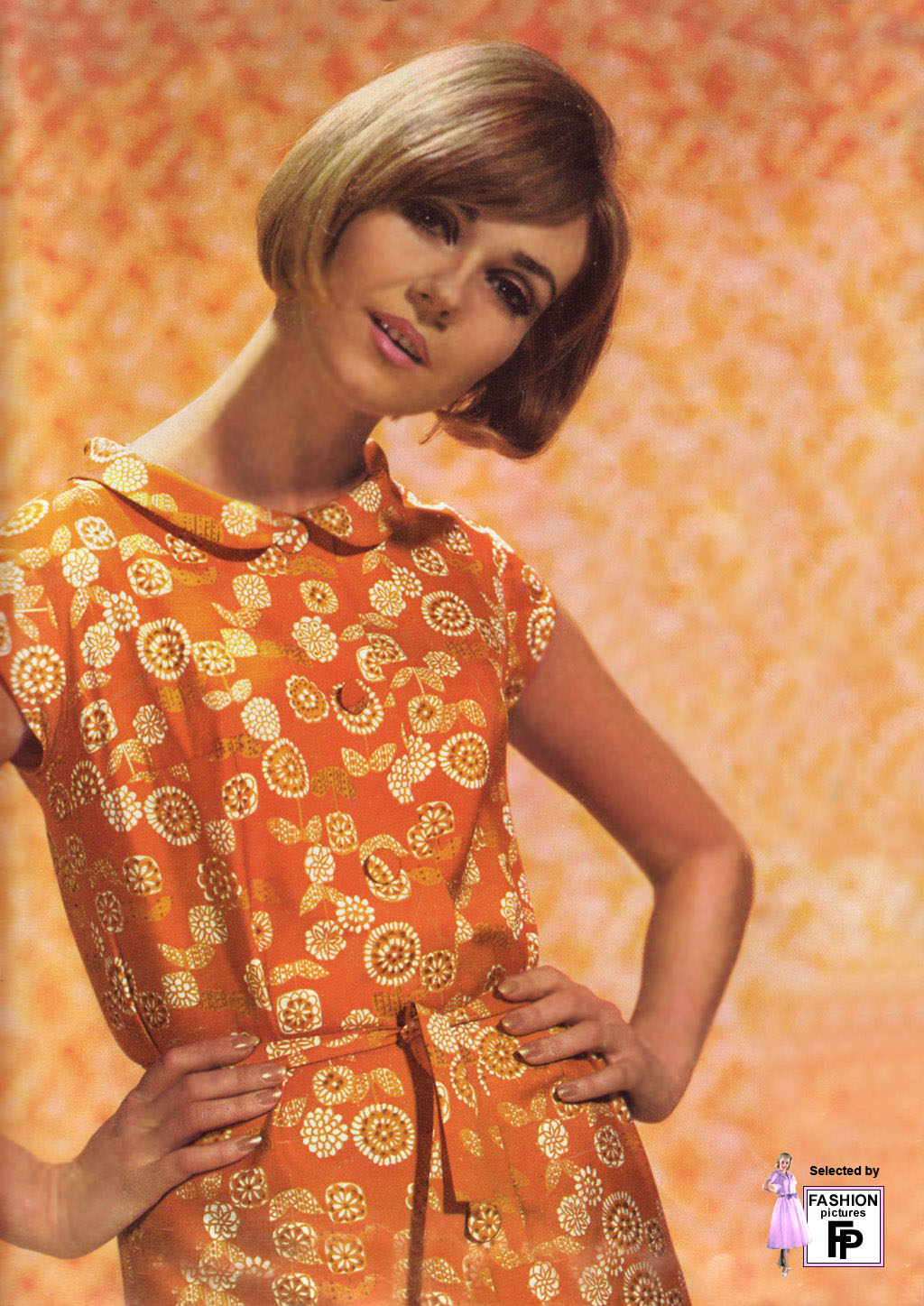 Womens fashion in the 60s 61