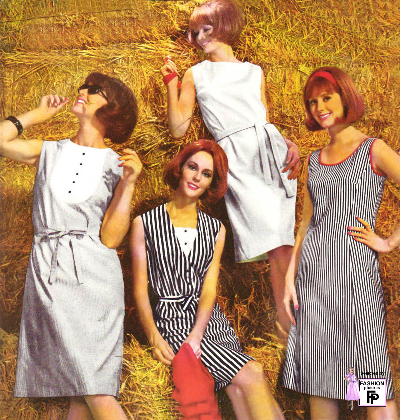 Fashions of the 1960s decade 8