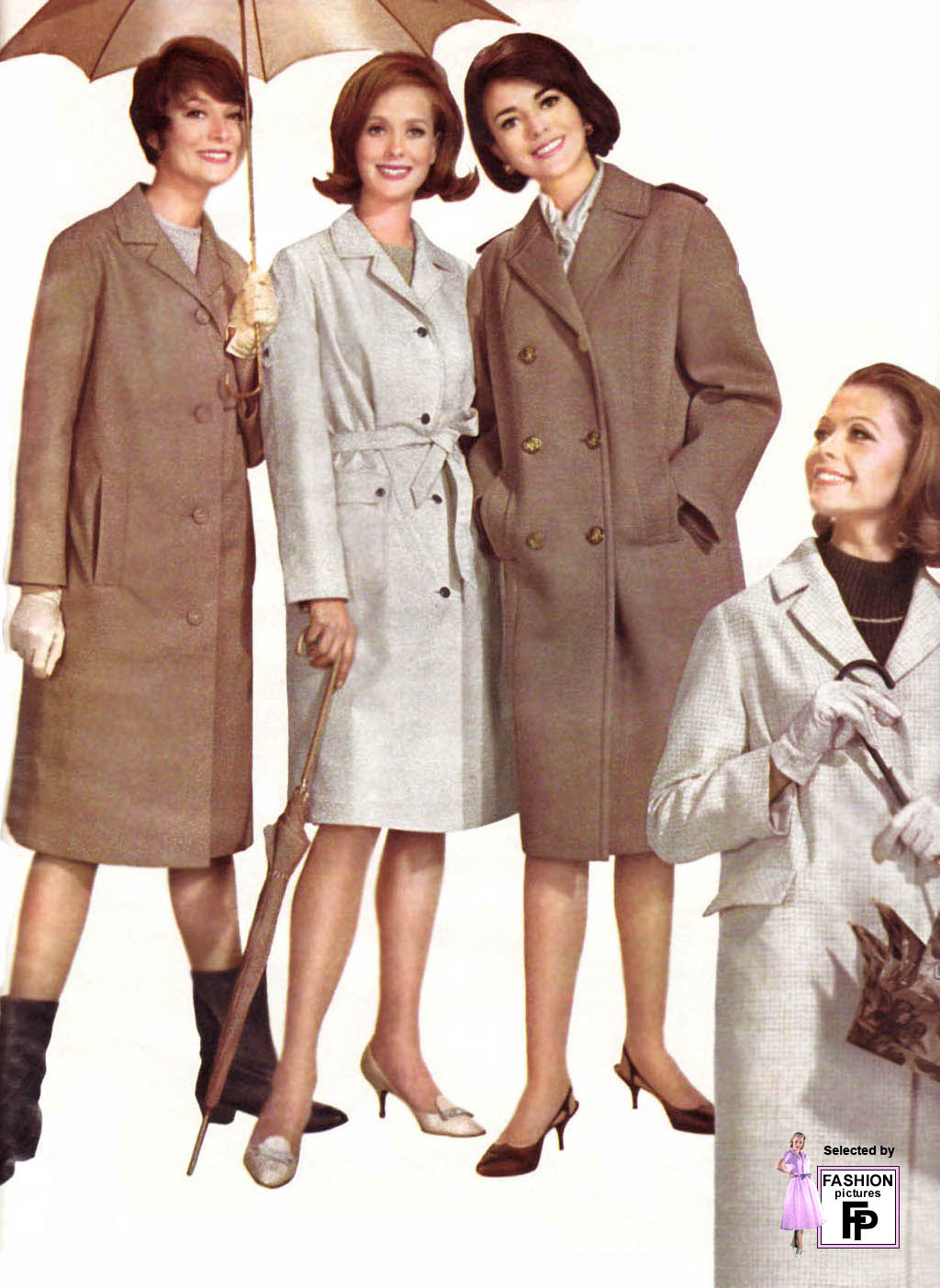 1963 Fashion Clothes Part of Our Sixties Fashions Section