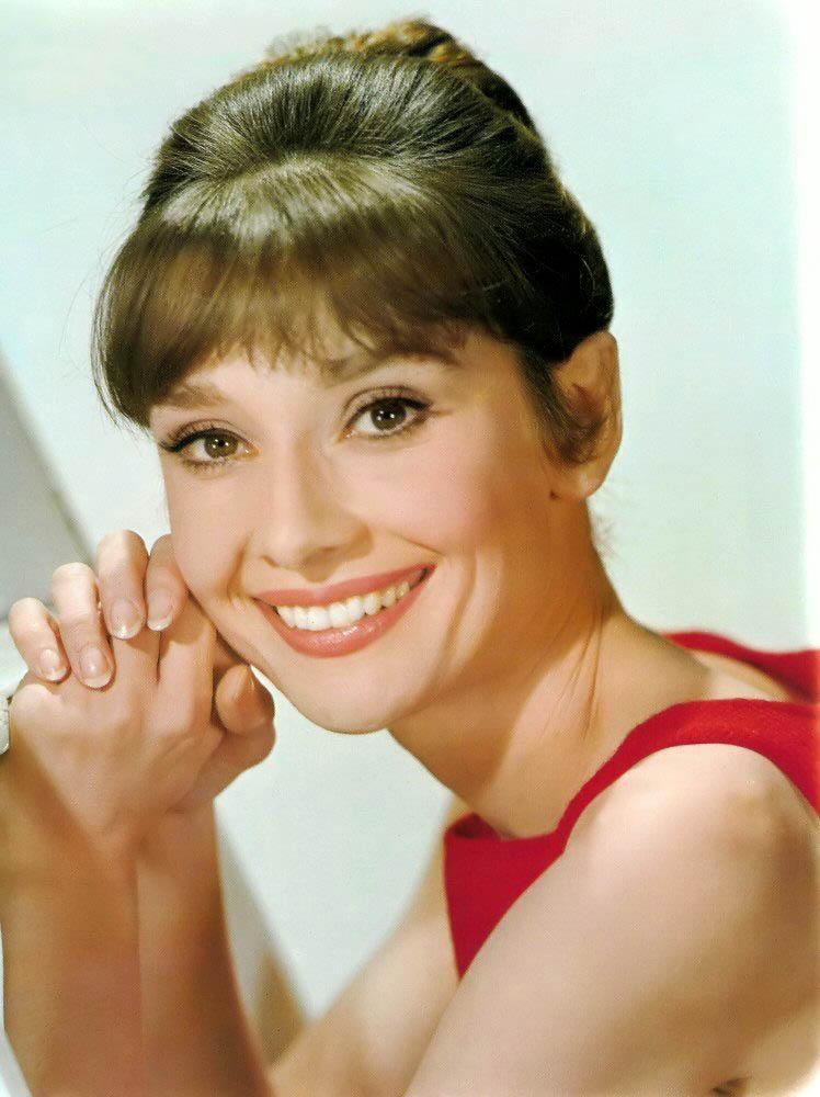 Audrey Hepburn 1963