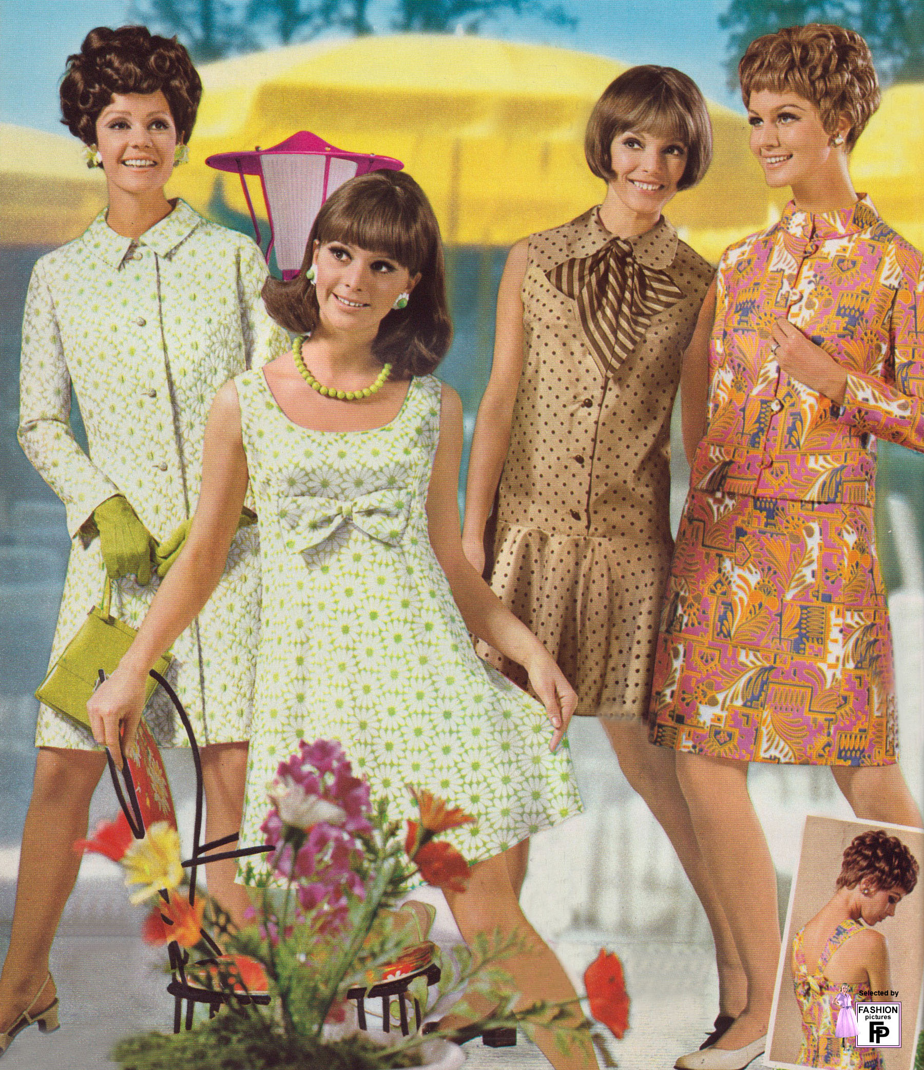 Best 1960s Fashion Trends and Outfits - 60s Fashion and Style Fashion in the 1960s compared to now