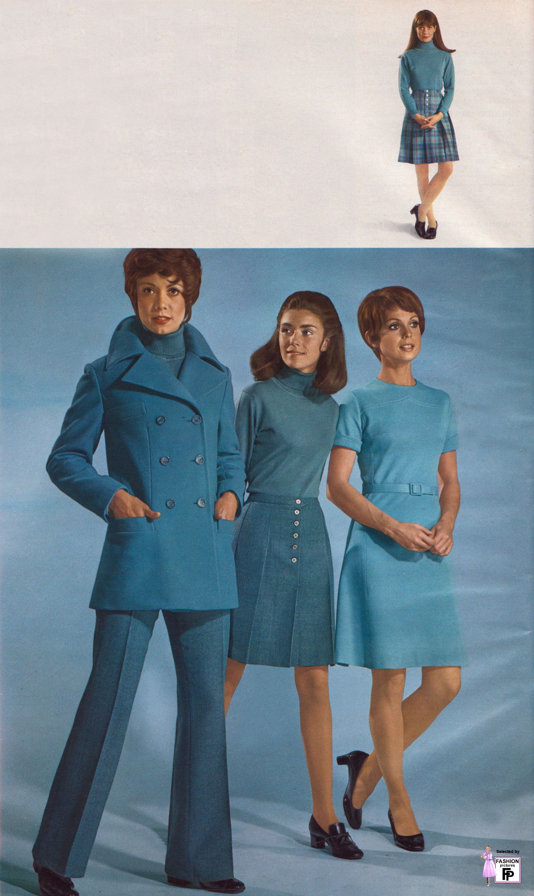 Fashion-pictures. Style galleries from the 50s 60s 70s ...
