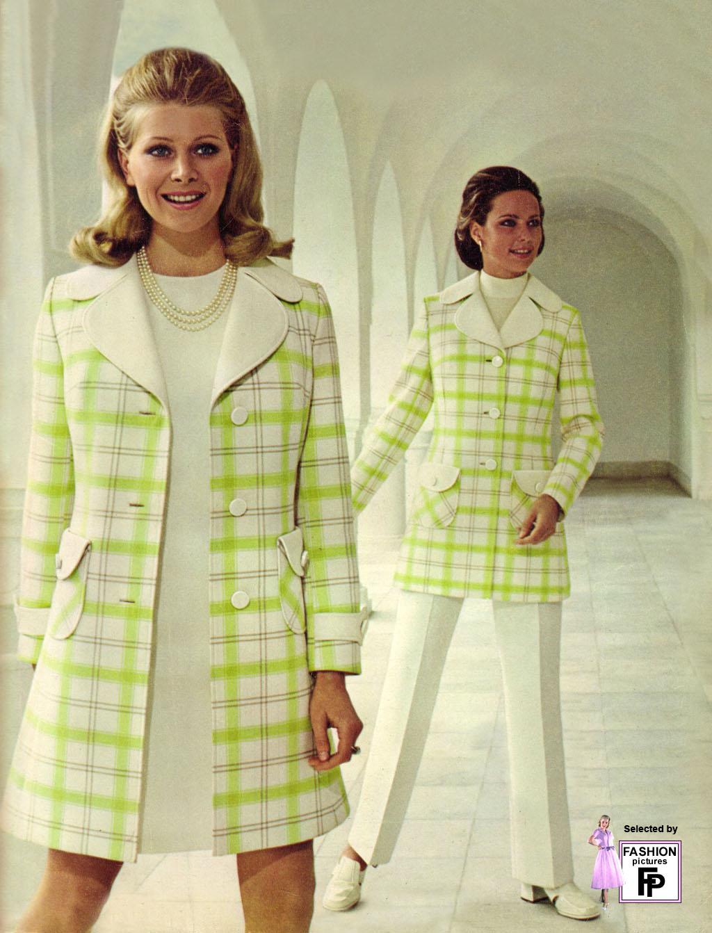 Мода 70-х годов ретро фото