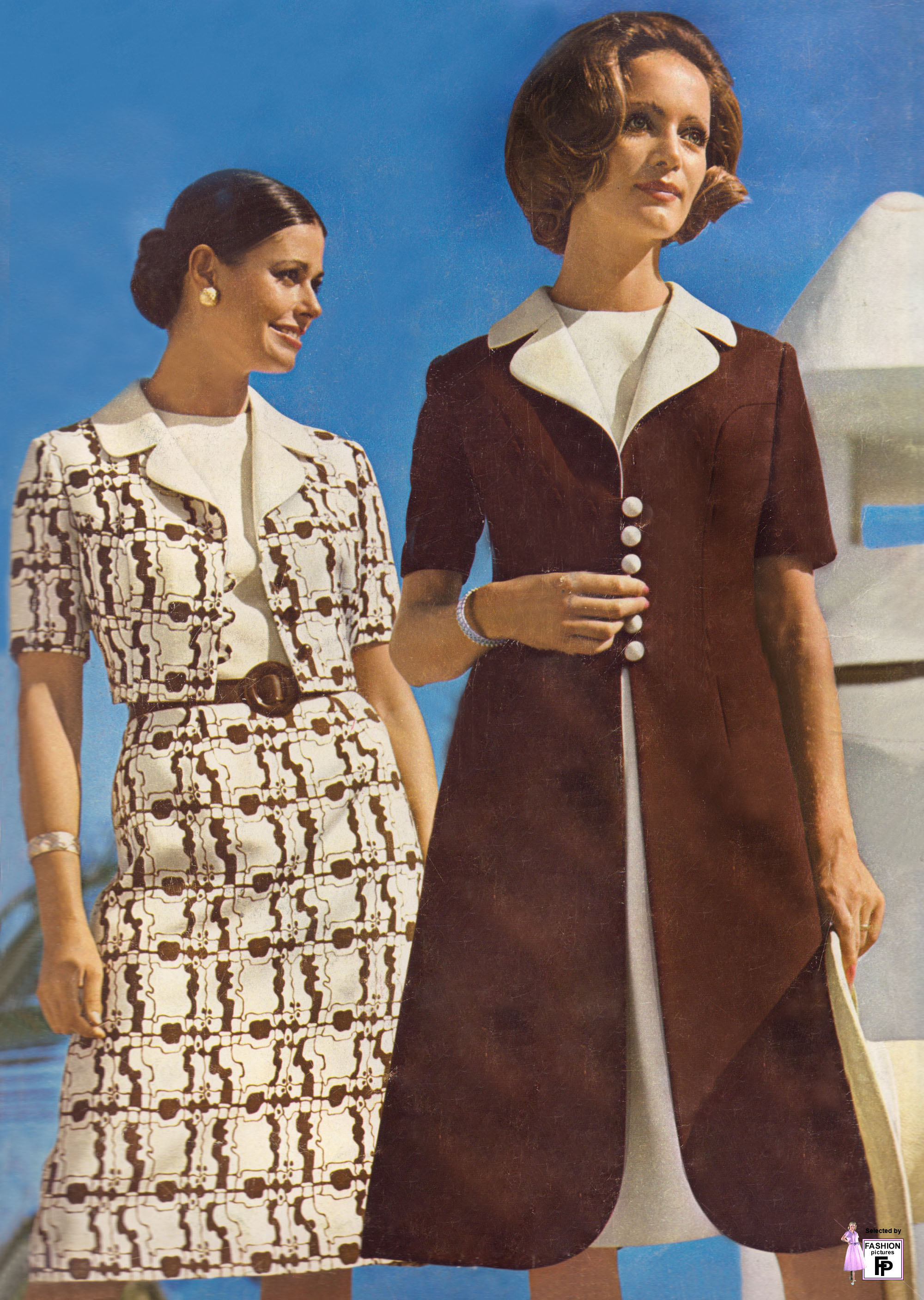 Historia de la moda: Décadas 60/70/80/90/00/10 (parte3)