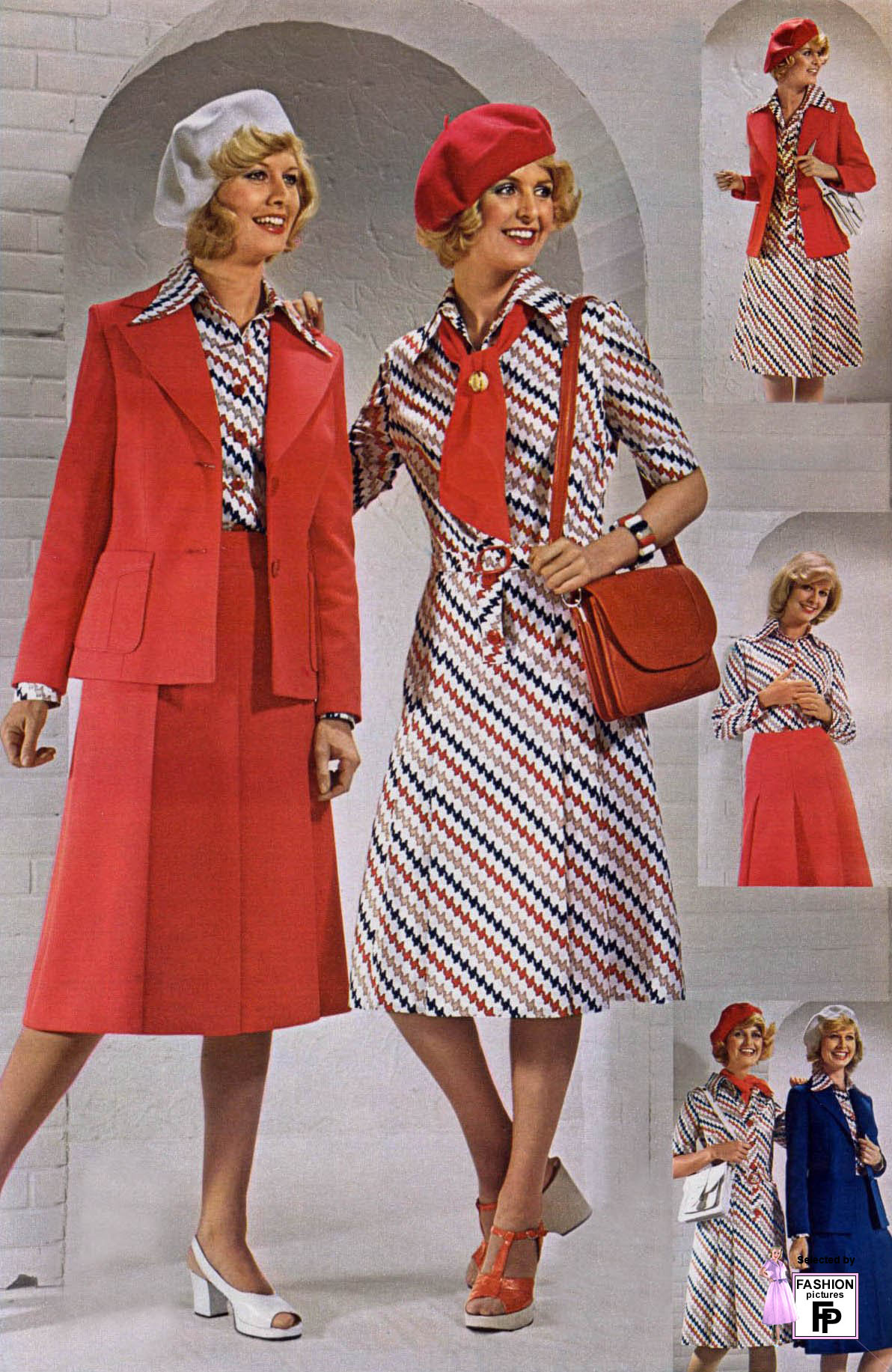 3 Easy Ways to Dress in the American 1950s Fashion Fashion from the 1950