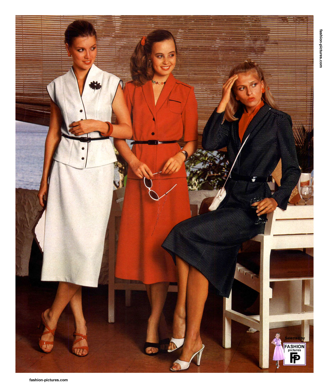 Women 39 S Fashion In The 1980 39 S