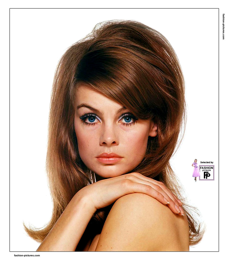 Jean Shrimpton Top Model In The 1960s Fashion Pictures