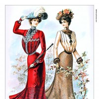 1901-blouses-with-skirts