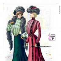 1901-smart-blouses-with-skirts