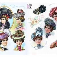 1901-womens-hats
