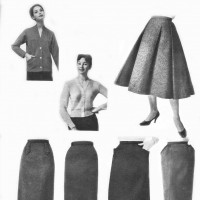 1950s fashion 1957-2-BM-010