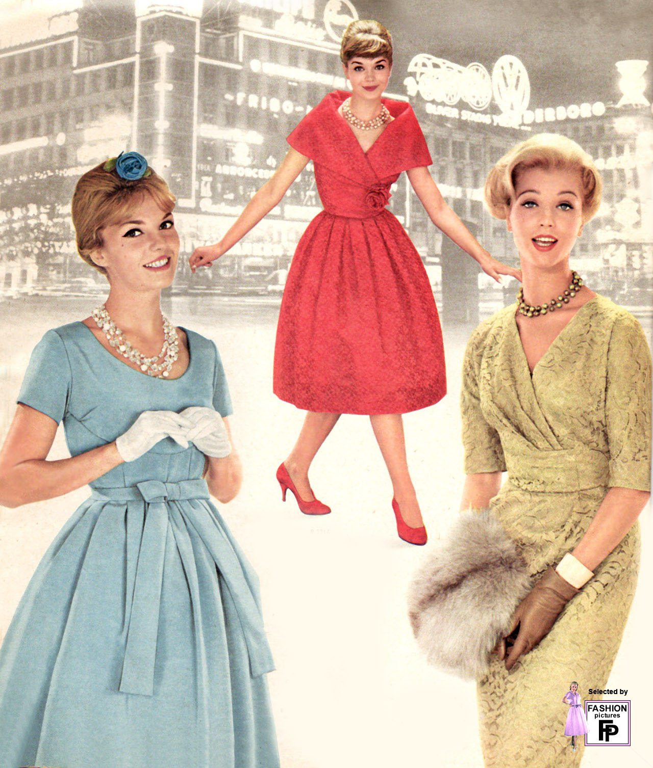 1950s fashion page 10 fashion pictures. Black Bedroom Furniture Sets. Home Design Ideas
