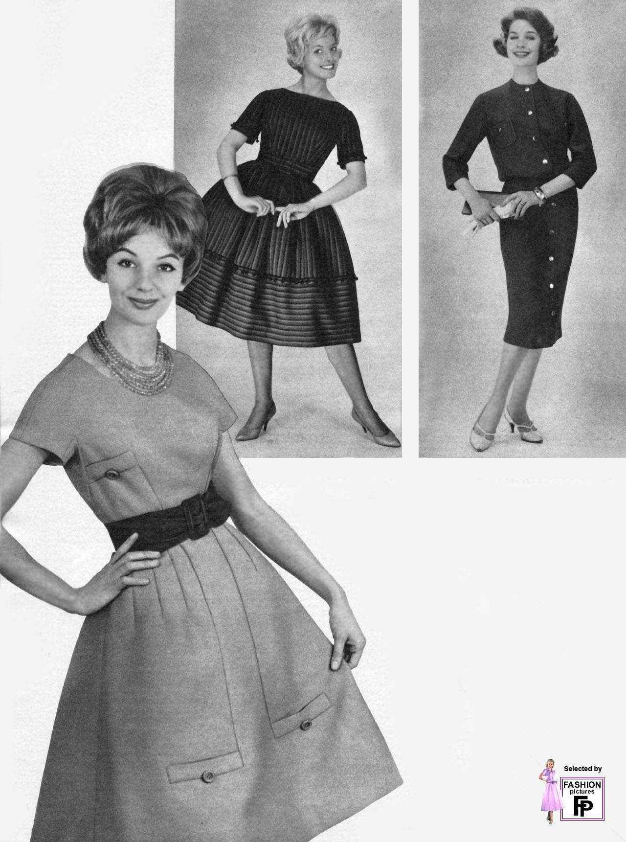 1963 Fashion Clothes Part of Our Sixties Fashions Section 86