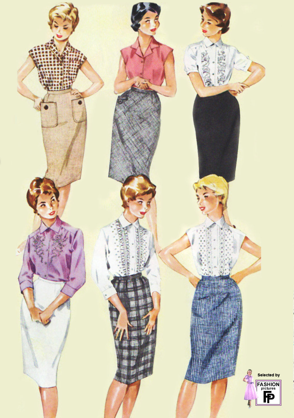 1960s Fashion. Page 30