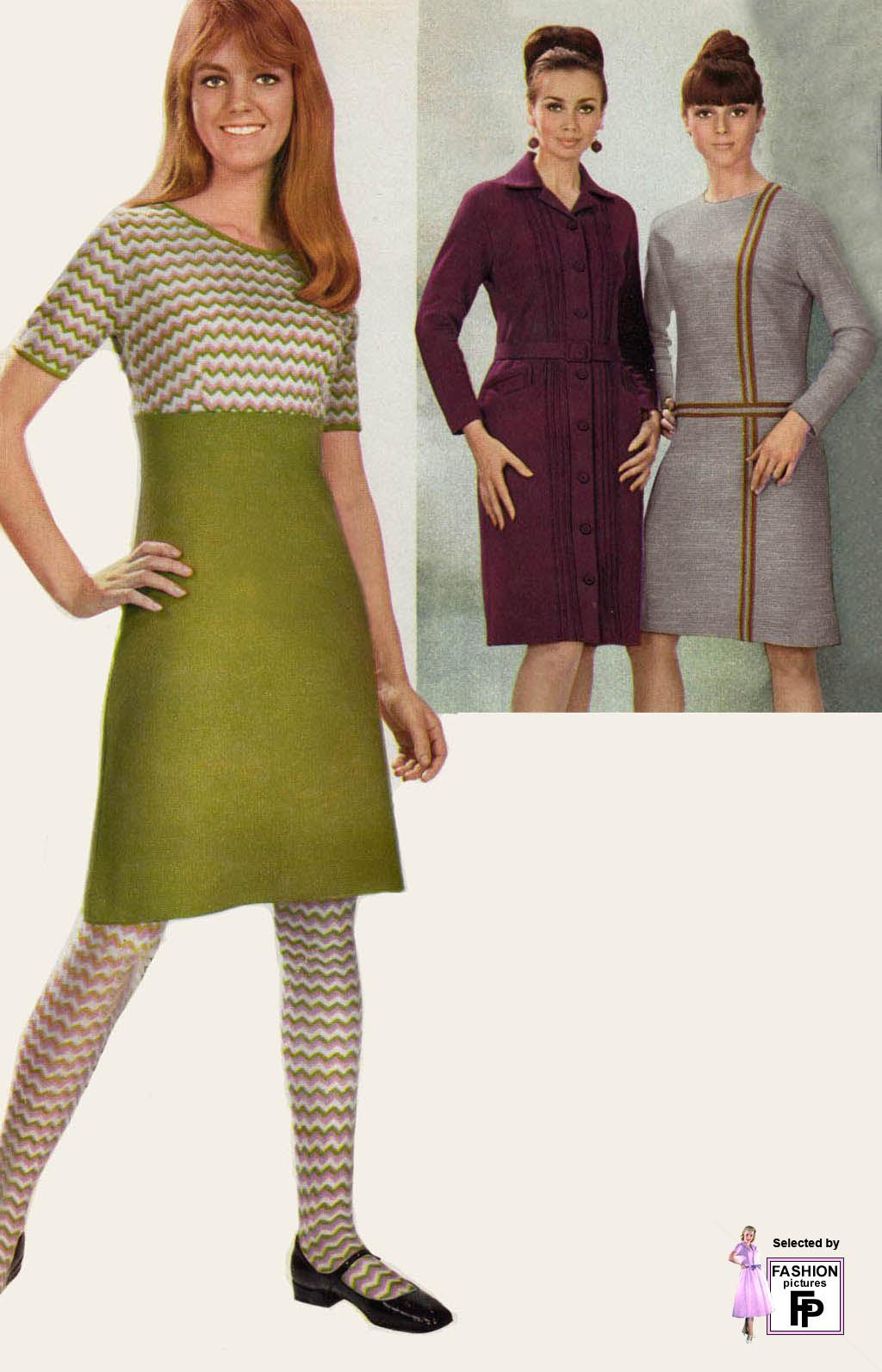1960s Fashion. Page 38