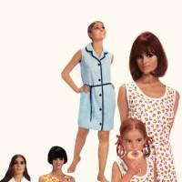 1960s fashion 1967-1-3S-008