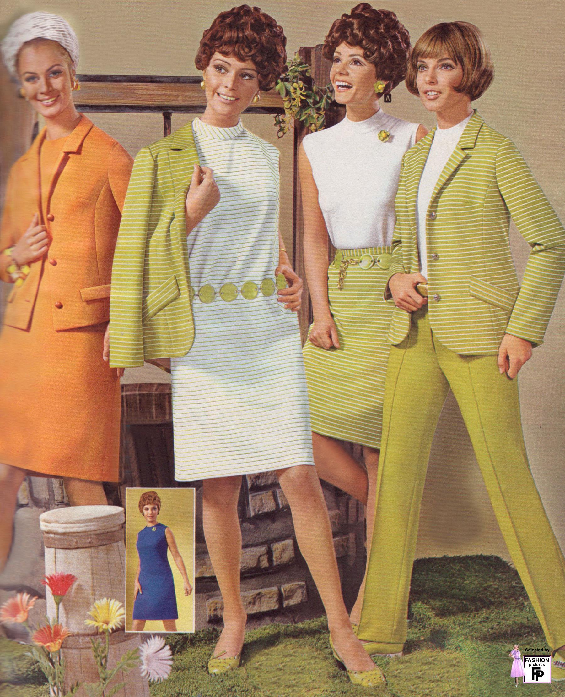 Все о прическах 70-х годов