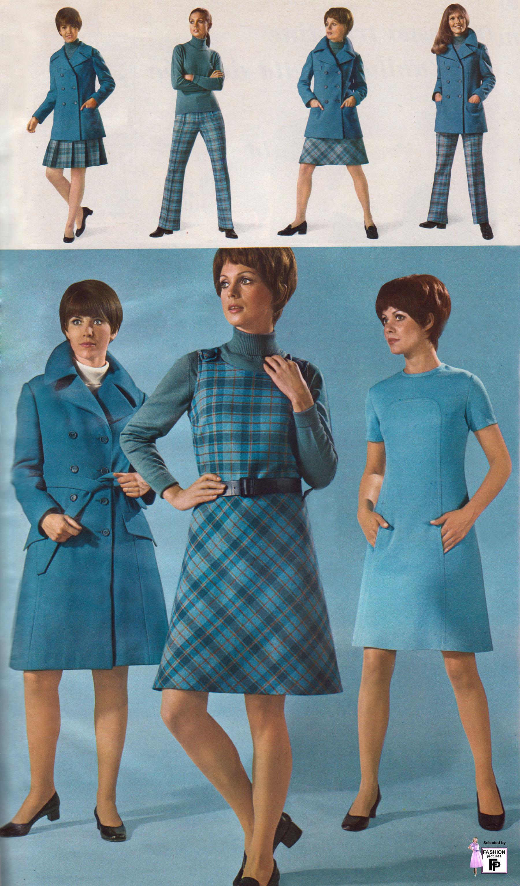 1960s Fashion. Page 43
