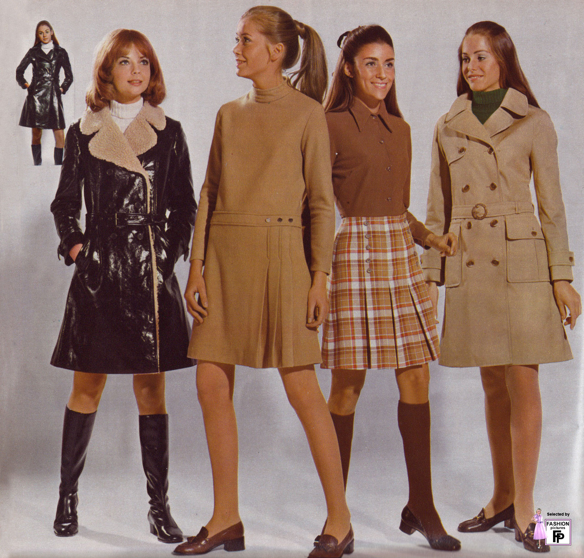 1960s fashion teen