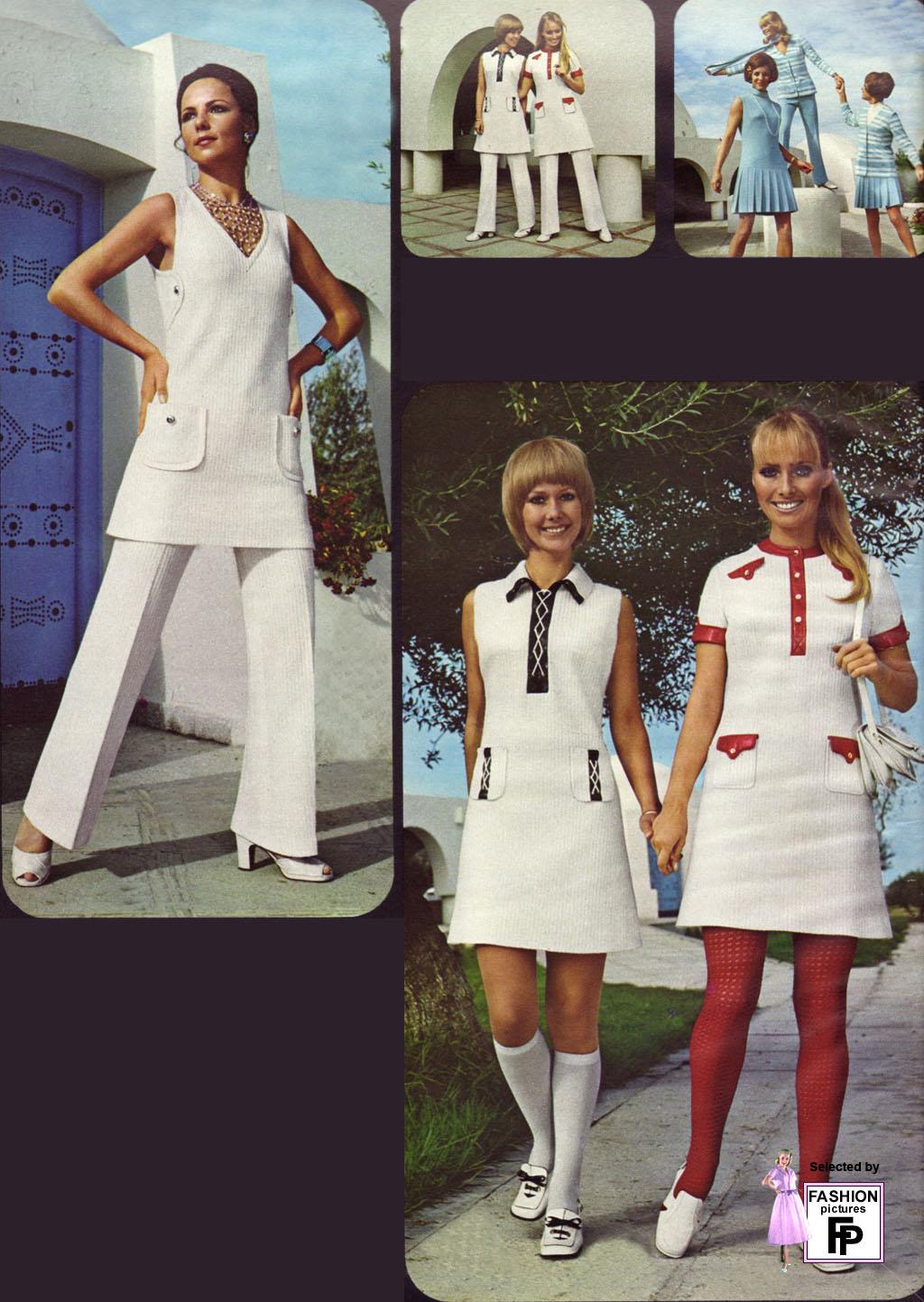 1 Fashion Markets Media: 1970s Fashion. Page 1