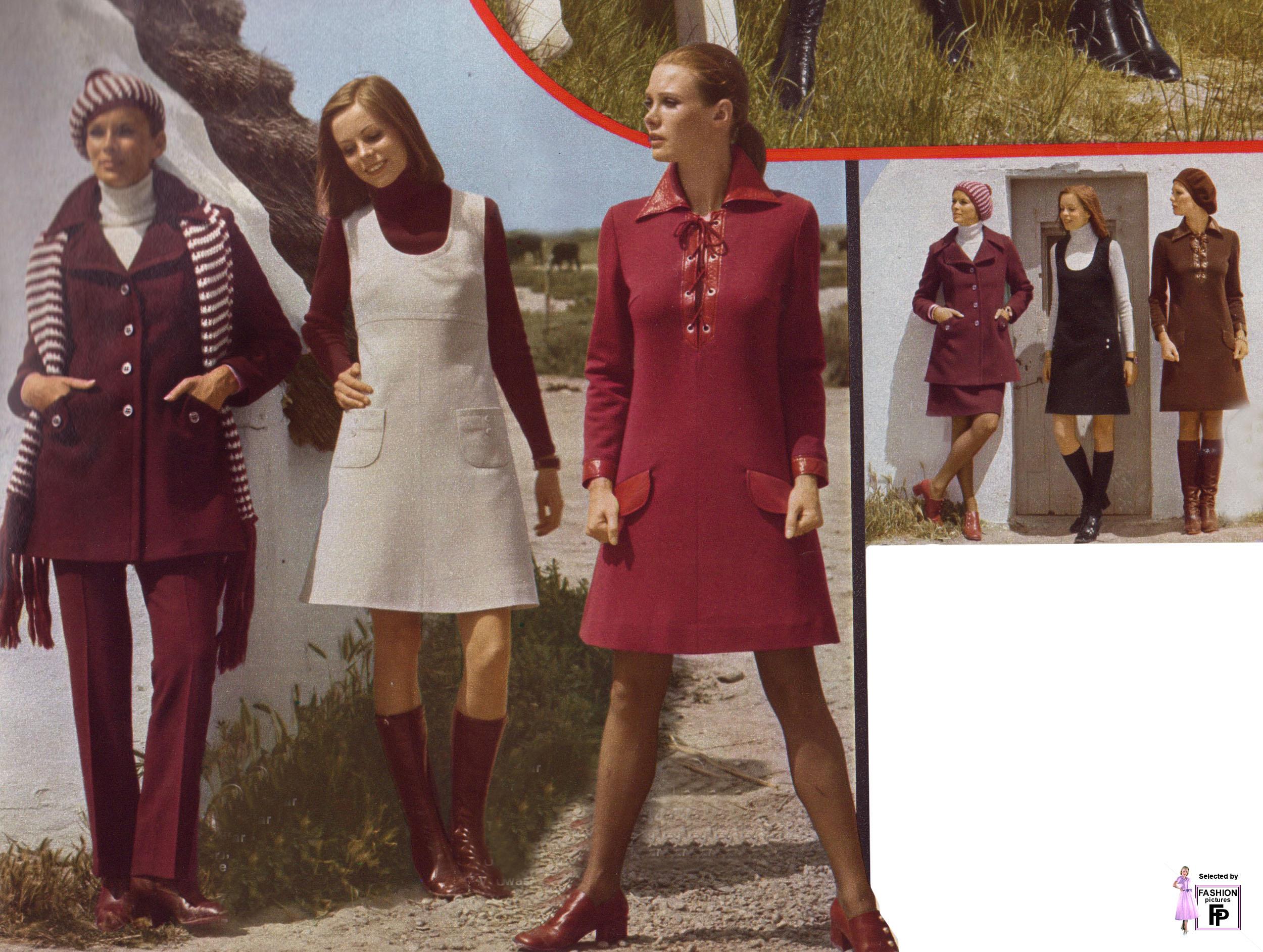 1970s Fashion 1970 2 Qu 0019