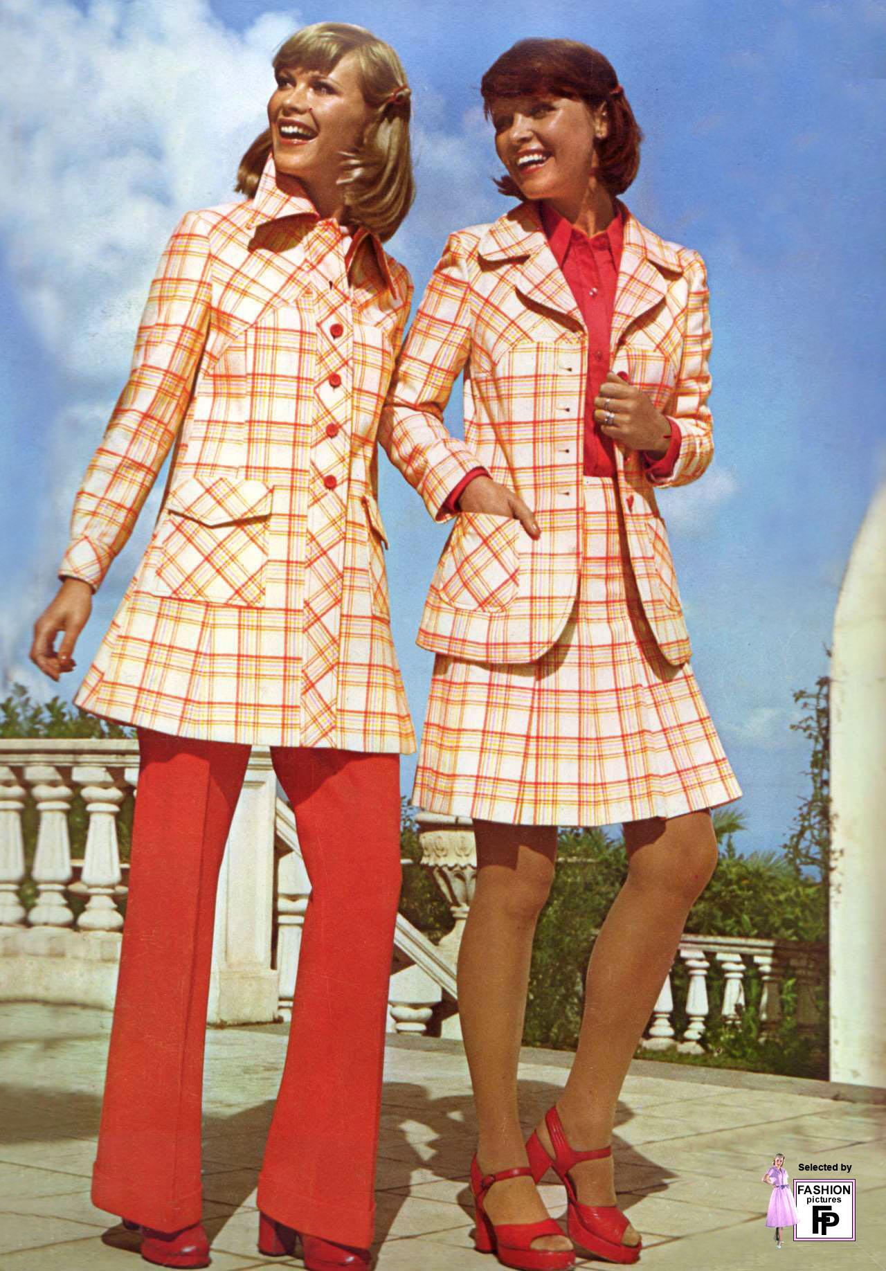 Fashion of 1970s -  1970s Fashion 1973 1 Qu 0001