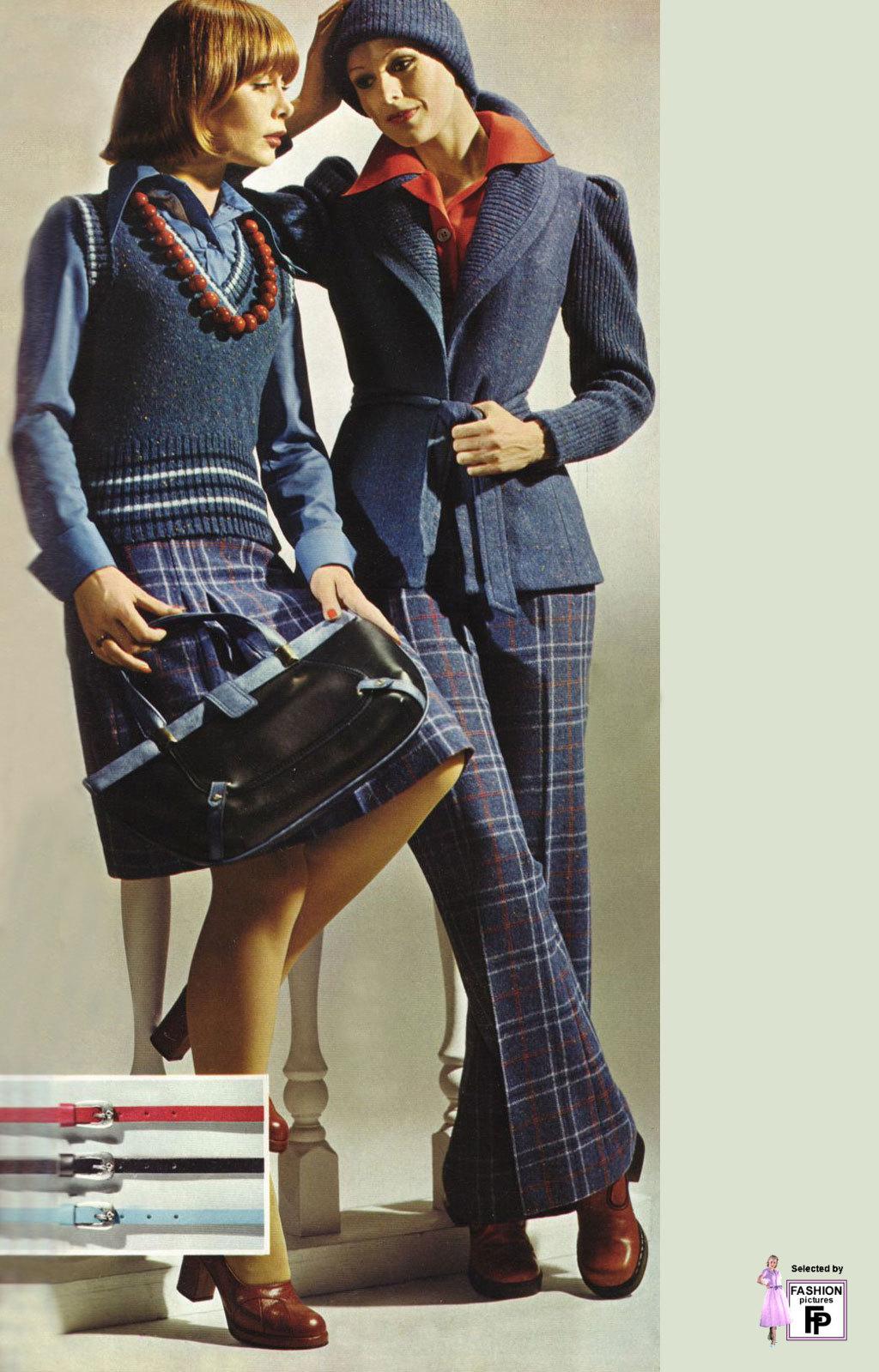 Как одевались наши родители в 70-х Wonderzine