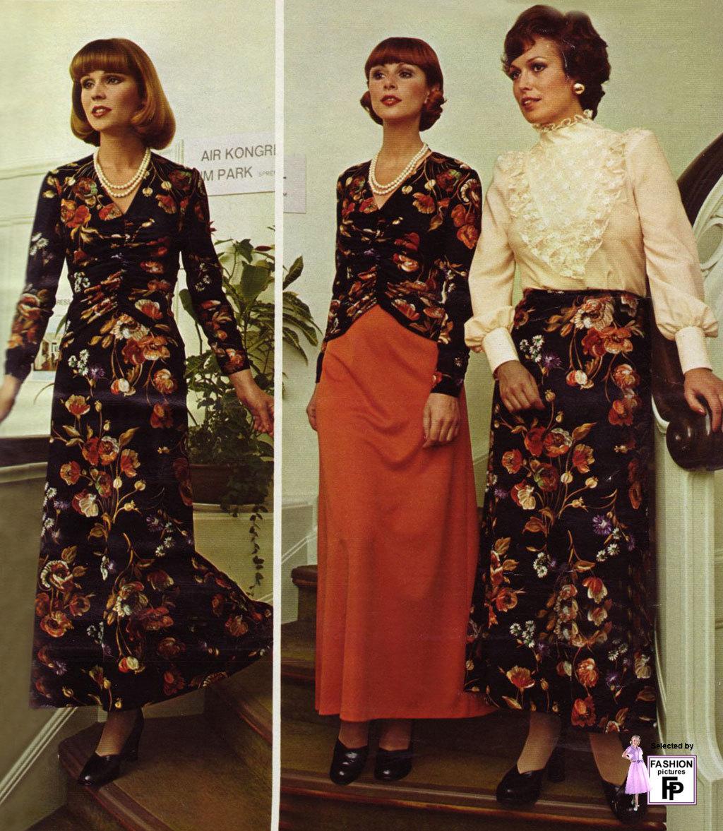 Fashion: 1970s Fashion. Page 36