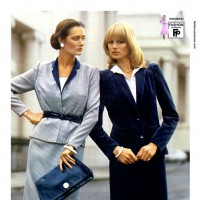 1980s fashion 1980-r0501-smart-skirt-suit-1bri0008