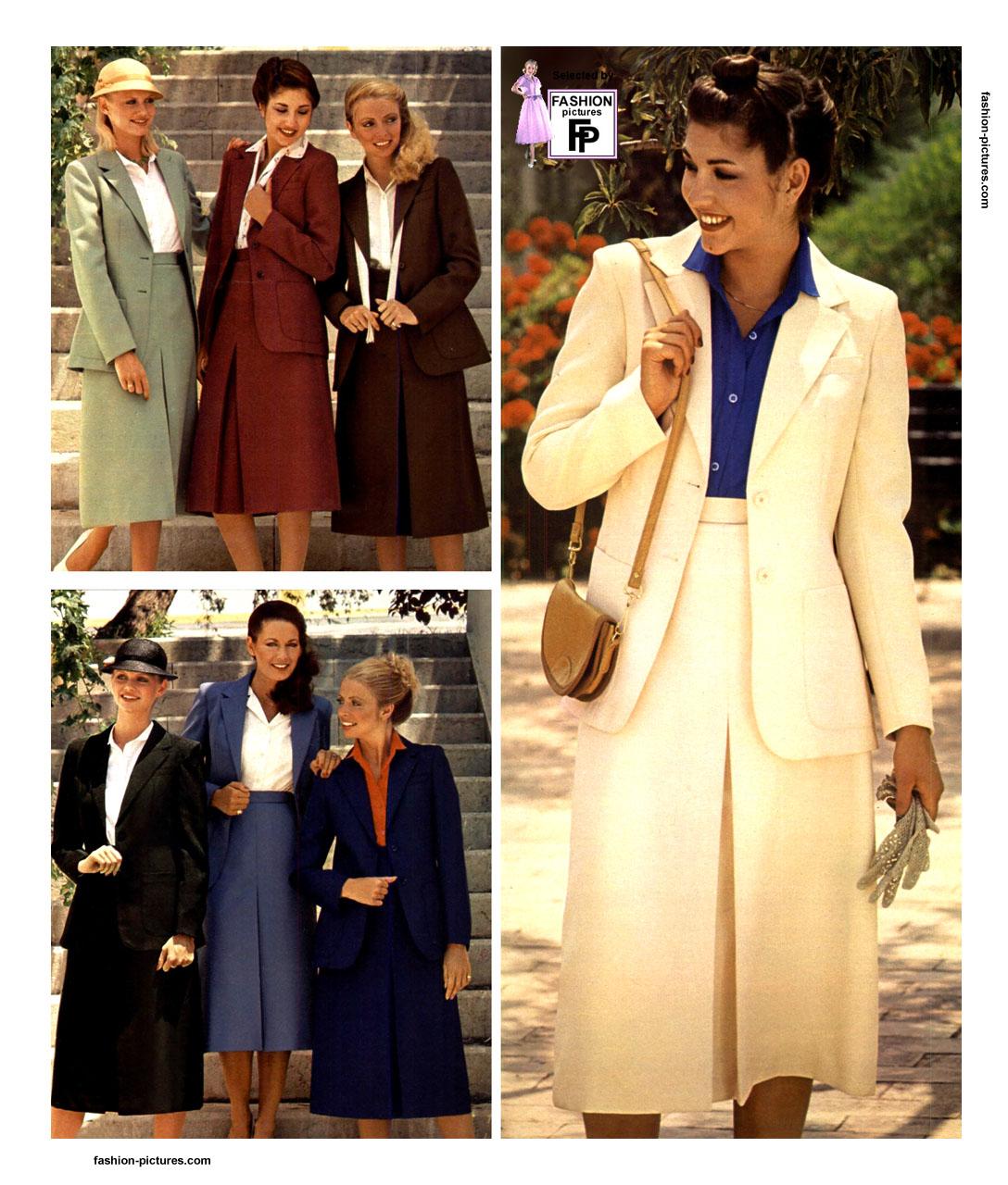Fashion: 1980s Fashion. Page 1