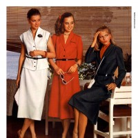 1980s fashion 1980-r0507-slim-waist-skirt-suit-1bri0087