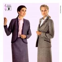 1980-r0516-elegant-skirt-suit-red0113