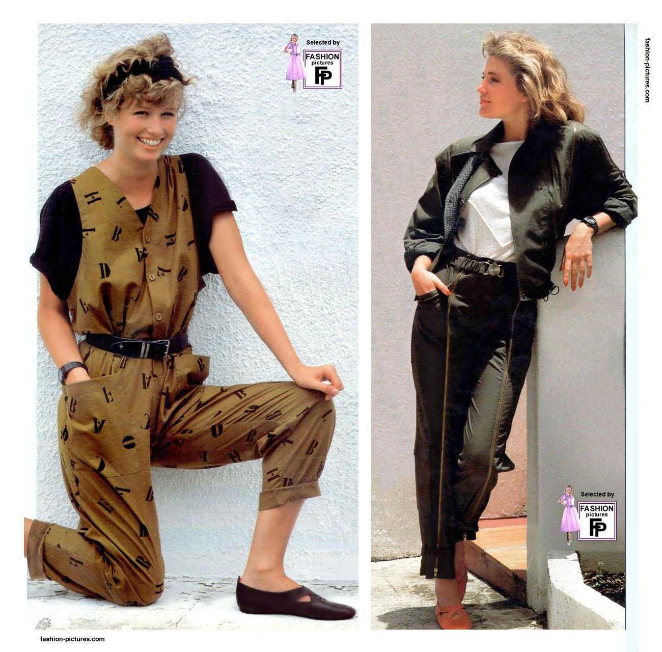 Fashion: 1980s Fashion. Page 3