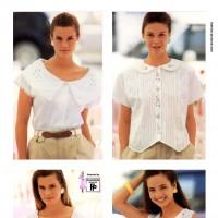 1990s fashion 1990-r0506-white-blouse-1tra0044