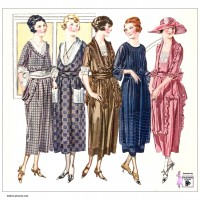 1921-dresses-for-Spring-in-voile-organdie-and-crepe-georgette